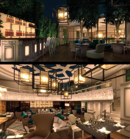 Teatre, Restaurante Club